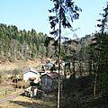 IMG_3320 La Hutte, ancienne forge traversée par l'Ourche