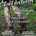 Trail des givrés (17 kms)