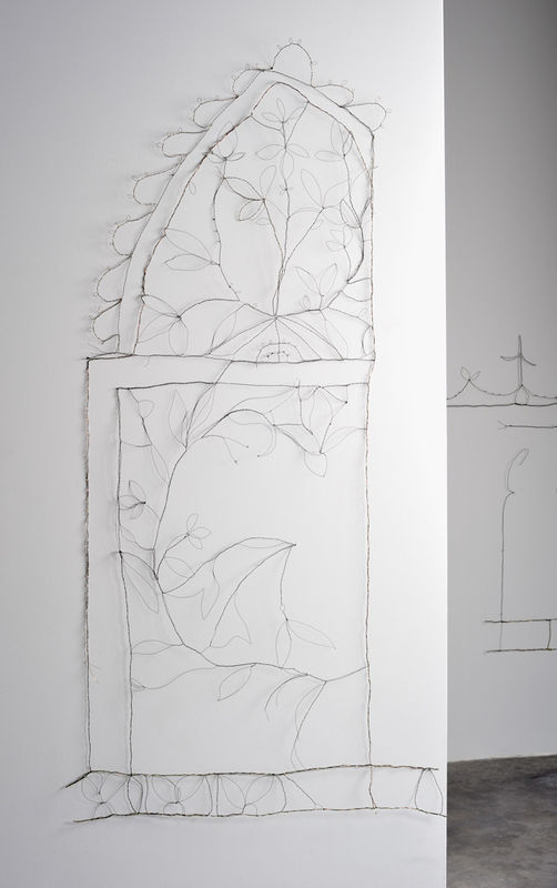 Habillage de mur VG4