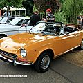 Fiat 124 spider sport 1400 type AS (1967-1970)(Retrorencard aout 2013) 01