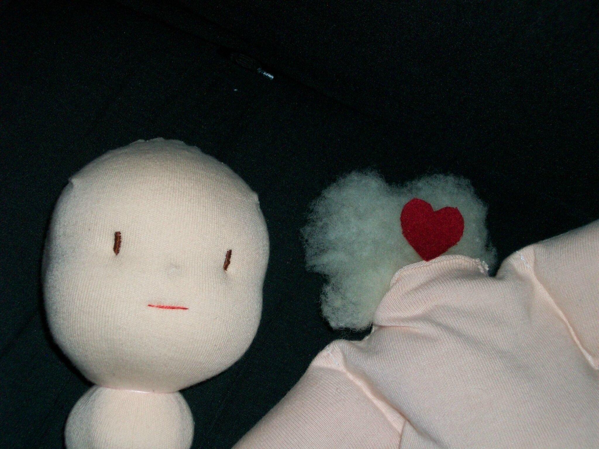 Le petit secret de mes poupées