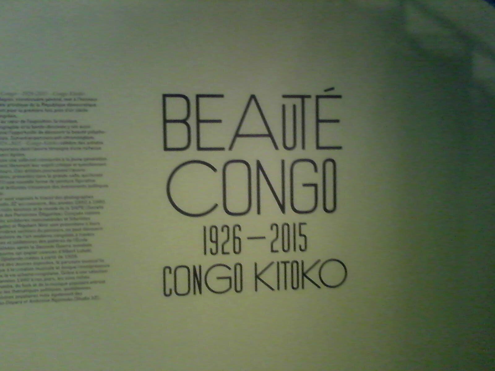 CONGO KITOKO