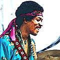 La brume violette de Jimi <b>Hendrix</b>