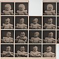 De magnifiques photos...pour une si jolie petite fille ( 1947-1951-1954) polyfoto 155 chaussée de waterloo saint gilles