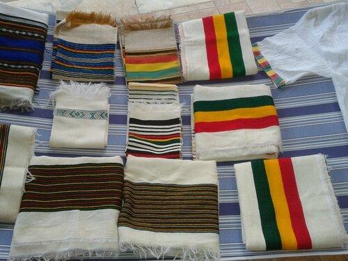 Echarpes Ethiopienne