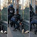 Information sur violences policières en France face a la Biélorussie