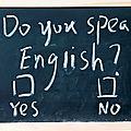 Cahiers du jour : 15 mai ¨ aujourd'hui un mot en anglais