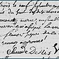 #1J1Collatéral : DENIS Marie <b>Margueritte</b>, née un neuf septembre...