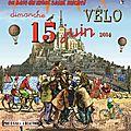 5ème convergence vélo en baie du mont-saint-michel - dimanche 15 juin 2014