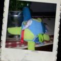 Une petite tortue