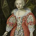 Attributed to British School, 17th century, <b>Portrait</b> <b>of</b> <b>a</b> <b>Young</b> <b>Girl</b>, c.1625-35