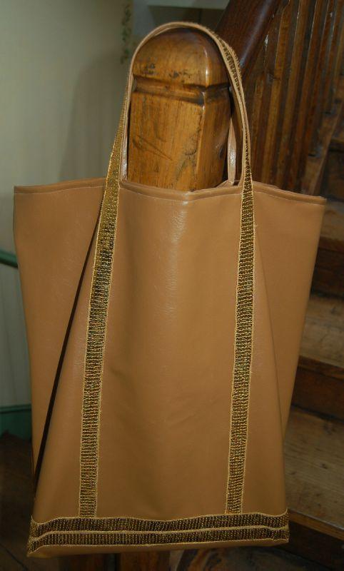 sac style vanessa bruno camel, VENDU