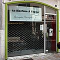 La <b>Machine</b> <b>A</b> <b>Vapeur</b> Pornichet Loire-Atlantique vapotage