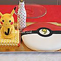Un <b>anniversaire</b> Pokemon - Pikachu - Pokeball {sweetable <b>anniversaire</b> facile }