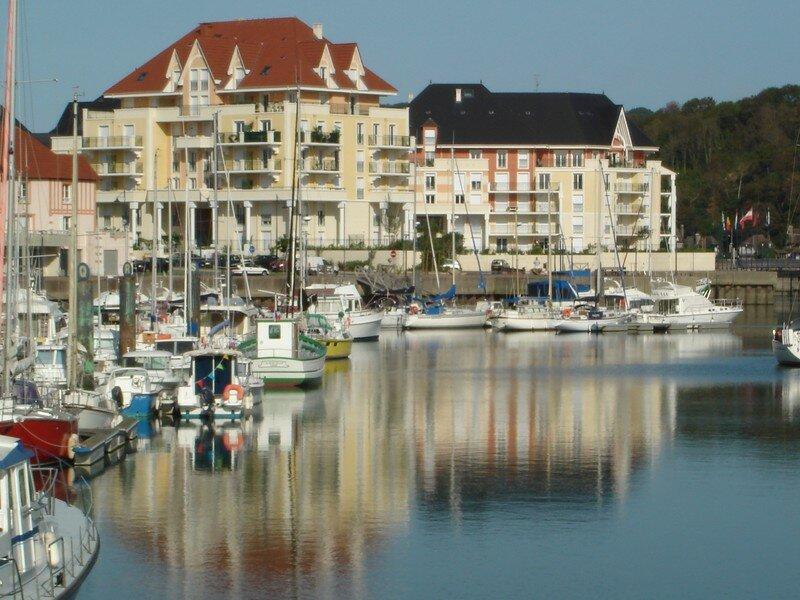 Port-Guillaume, le bassin de plaisance.
