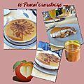 Le pomm'carastoche: entremet facile pomme/caramel au beurre salé !