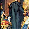 SAINT JOSEPH BENOIT COTTOLENGO (fête le 30 avril )