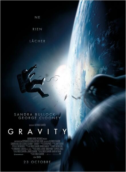 Gravitty (Alfonso Cuaron)