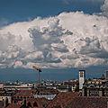 22 mai 2018 - forts orages l'après-midi