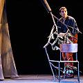 Un bluffant seul-en-scène autour du chef d'oeuvre d'<b>Hervé</b> <b>Bazin</b> à voir en ce moment au Théâtre du Ranelagh !