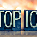 ** top 10 **