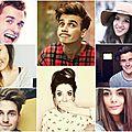 Mes youtubeurs et youtubeuses préférés!