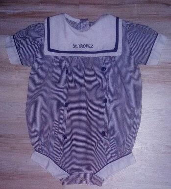 *Bloomer, bébé à Saint Tropez, 1 an