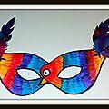 Masque oiseaux