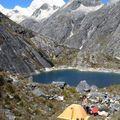 092 Premier campement à la Laguna Collicocha