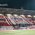[Photos tribunes] Nancy - <b>Marseille</b>, saison 2012/13
