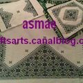 Broderie fassi marocaine