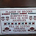 Broderie!