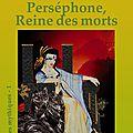 <b>Perséphone</b>, de Frédérique Gabert