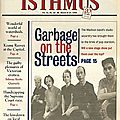 Isthmus, March, 8, 1996