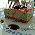 Lasagnes crues de courgettes au pesto de basilic