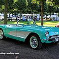 Chevrolet corvette type C1 convertible (9ème Classic Gala de Schwetzingen 2011) 01