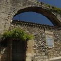 Castries l'aqueduc