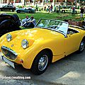 Austin healey sprite MK1 de 1958 (37ème Internationales Oldtimer Meeting de Baden-Baden) 01