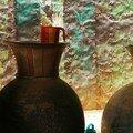 l'eau et sa jarre