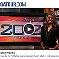 Prévisions pour la saison golf 2012