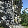 Balade à la grotte d'estinettes - balazuc 07120