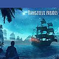 Les portes du temps, tome 1 : dangereux paradis - chloé chatel