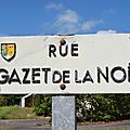 Inventaire des rues vendéennes : La Limouzinière (44)