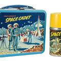 Emmener son enfance dans l'espace.