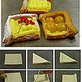 Les pâtes toute prête..détournées version sucrées 1