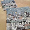 Carte puzzle pour cartes d'art !