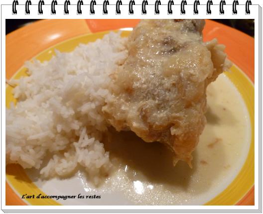 Curry de lotte au lait de coco2
