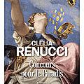 Concours pour le Paradis ❉❉❉ <b>Clélia</b> <b>Renucci</b>