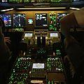 Vidéo du vol sur simulateur <b>Boeing</b> <b>777</b>