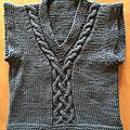 Little Twister Vest